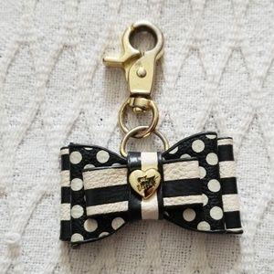Betsey Johnson clip on